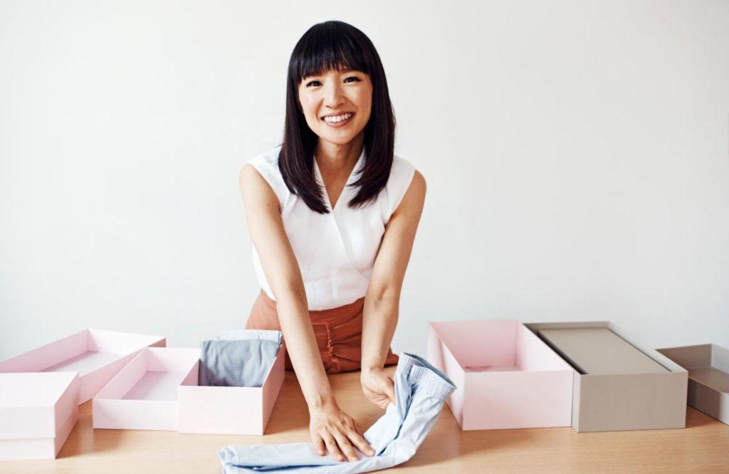 Méthode Marie Kondo : Comment ranger ses vêtements ?