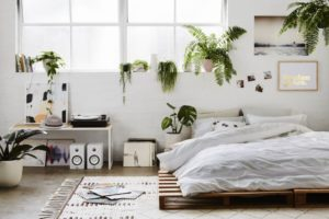 Chambre minimaliste - Etre-minimaliste.com