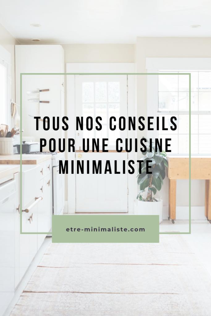Comment trier sa cuisine efficacement ?| Etre-minimaliste.com