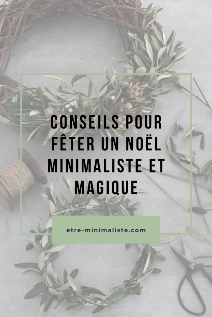 Organiser un Noël minimaliste – Idées de cadeaux | Etre-minimaliste.com