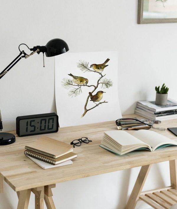 Salon minimaliste - Etre-minimaliste.com